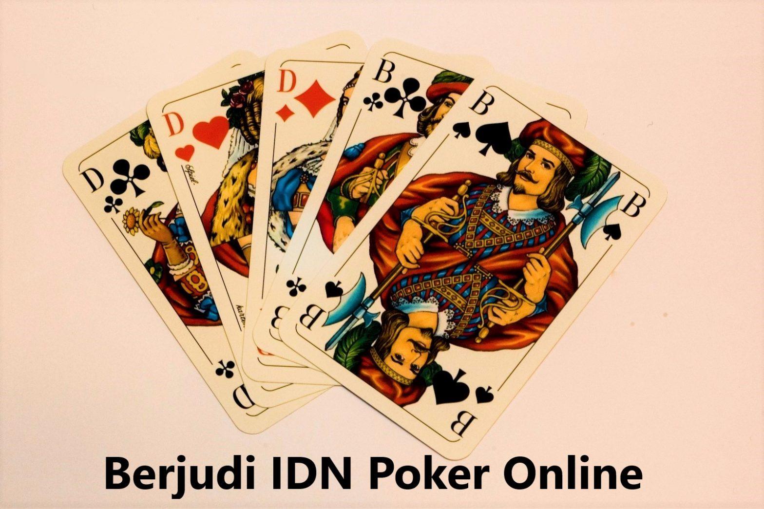 Judi Idnpoker Online Terbaru